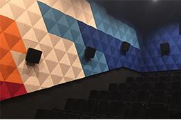 piramit duvar paneli