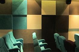 Orfe akustik duvar paneli